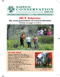 Newsletter - Fall 2012