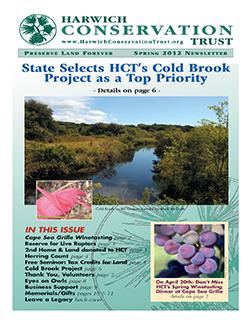 Newsletter - Spring 2012