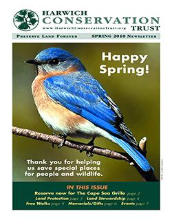 Newsletter - Spring 2010