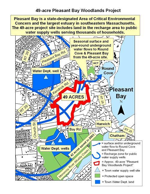 49-acre_Pleasant-Bay-Woodlands_Project_map_28June2013_opt-1