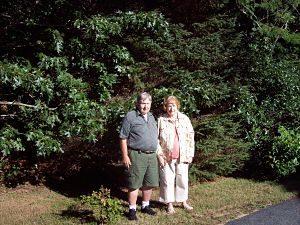 Bill and Judy Shinkwin