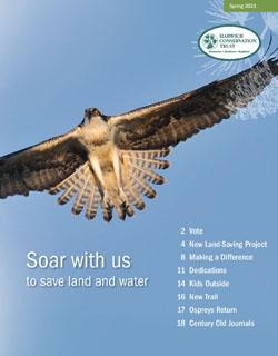 2021 Spring Newsletter Cover